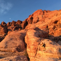 Calico Basin, Red Rock, NV