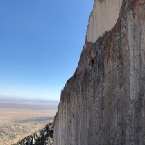 The Fins, amazing limestone climbing in Idaho, September 1-3