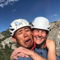 """Too Much Fun"" birthday climb"